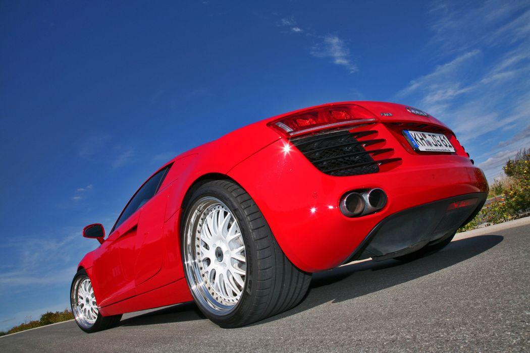 2009 MFK-Autosport Audi R-8 tuning wheel      g wallpaper