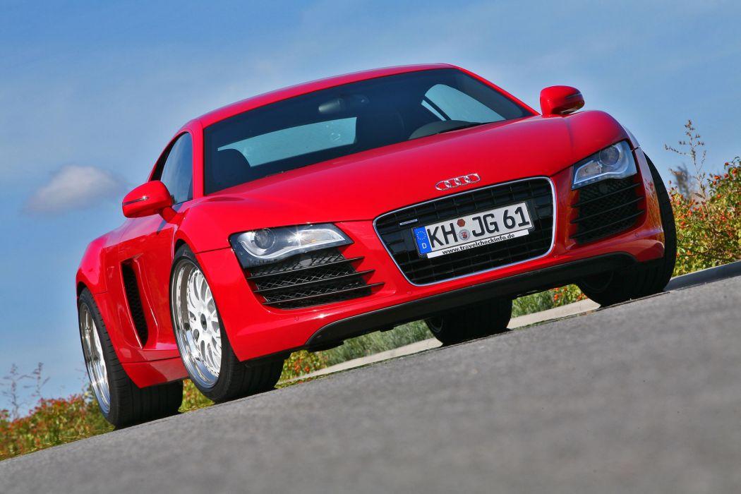 2009 MFK-Autosport Audi R-8 tuning   fs wallpaper