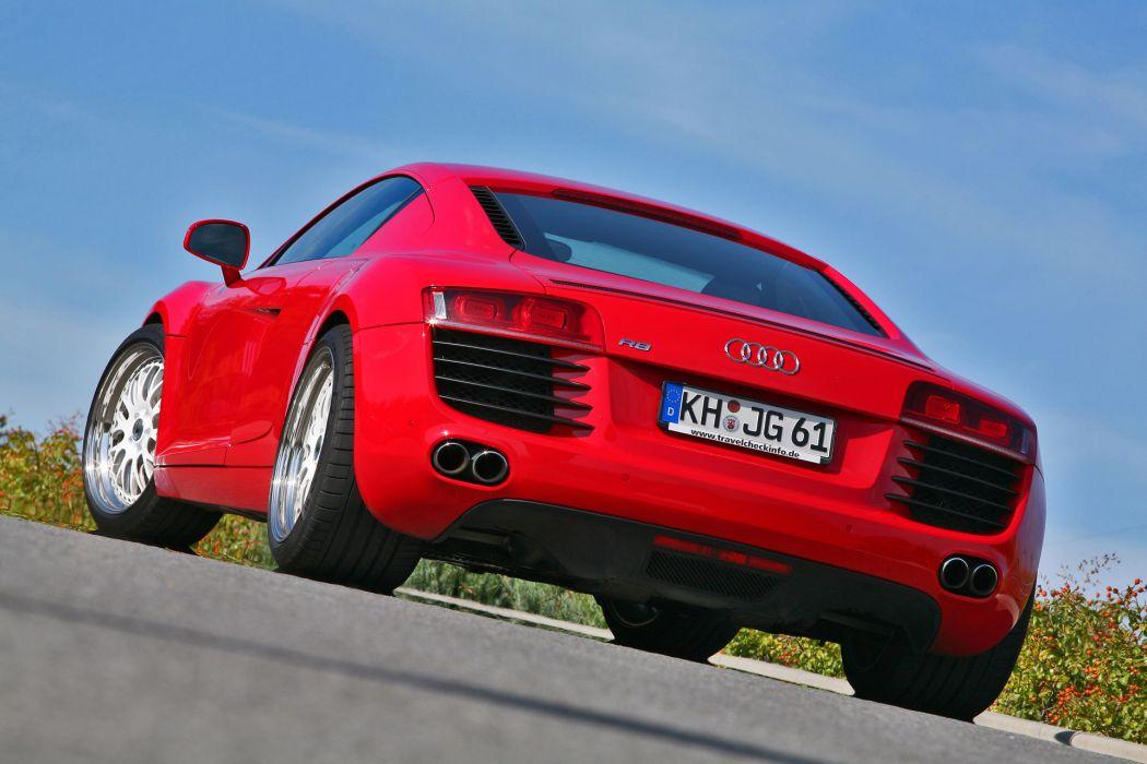 2009 MFK-Autosport Audi R-8 tuning   f wallpaper