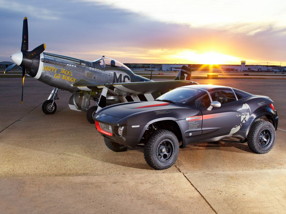 2010 Local-Motors Rally Fighter 4x4 offroad race racing hot rod rods   fg wallpaper