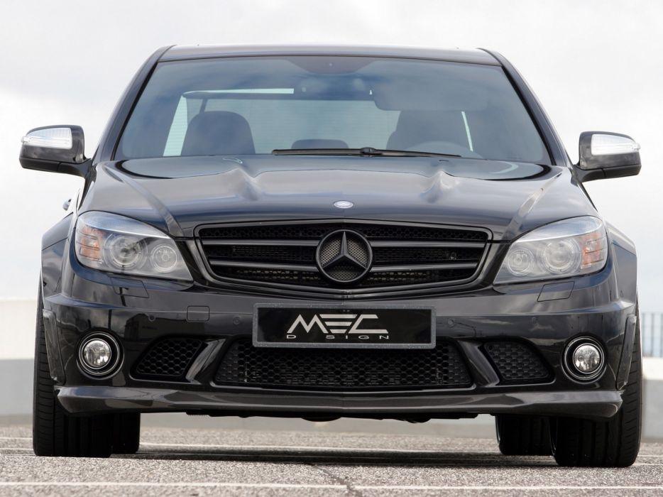 2010 MEC-Design Mercedes Benz C63 AMG (W204) tuning  fs wallpaper
