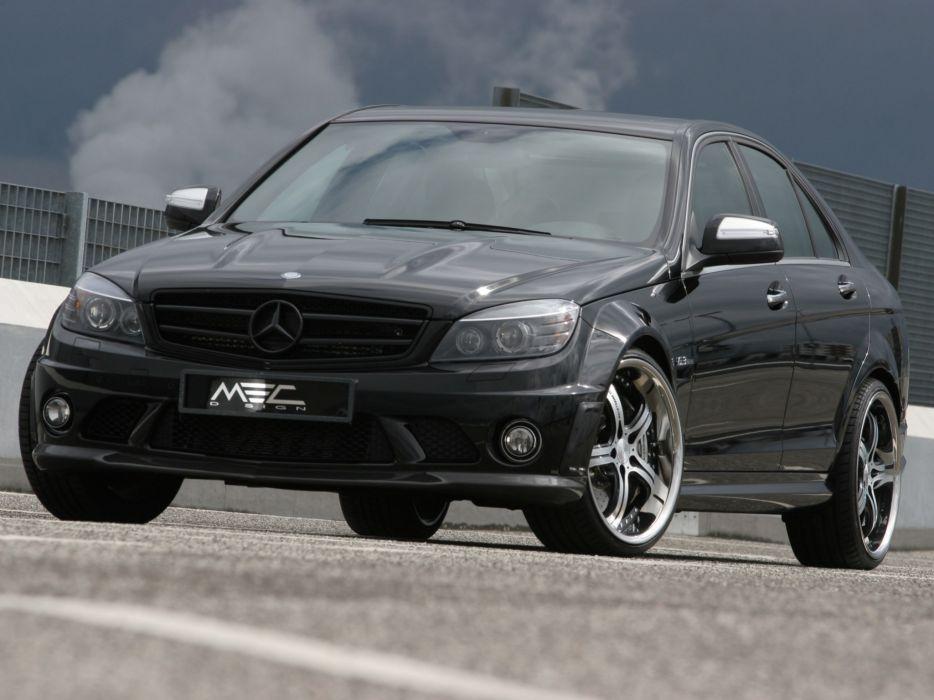 2010 MEC-Design Mercedes Benz C63 AMG (W204) tuning    f wallpaper