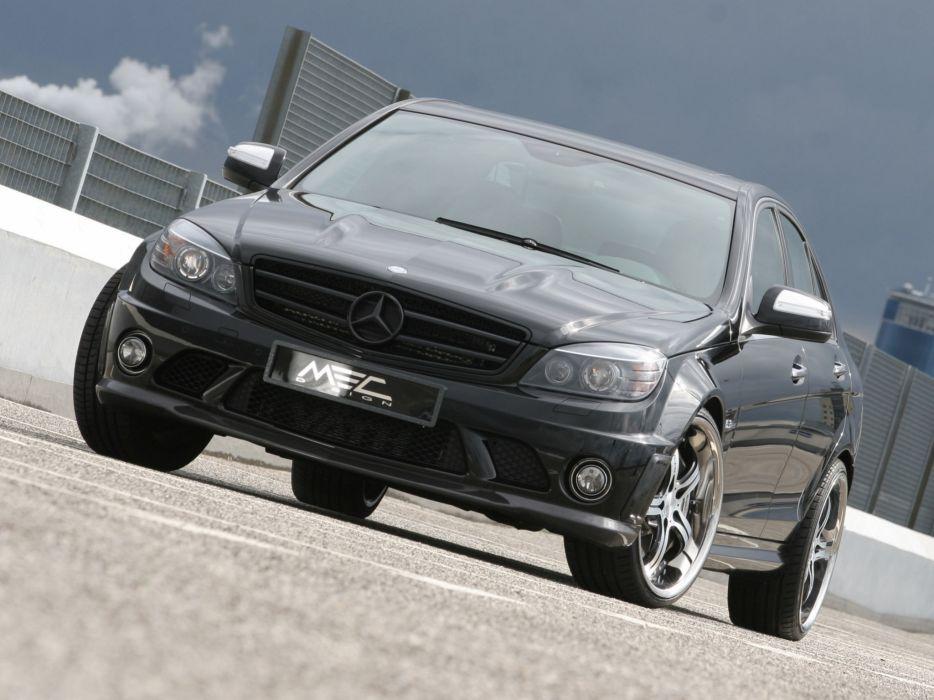 2010 MEC-Design Mercedes Benz C63 AMG (W204) tuning     d wallpaper