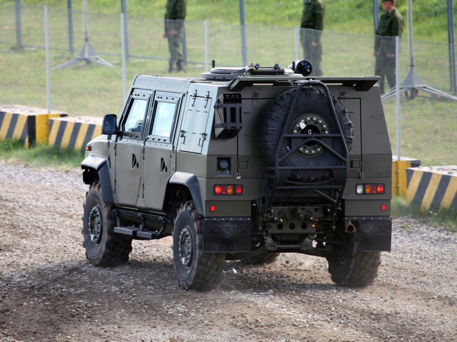 2011 Iveco LMV Lynx (M65) 4x4 military  h wallpaper