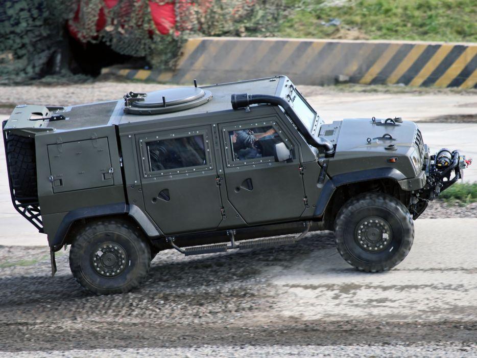 2011 Iveco LMV Lynx (M65) 4x4 military   fd wallpaper
