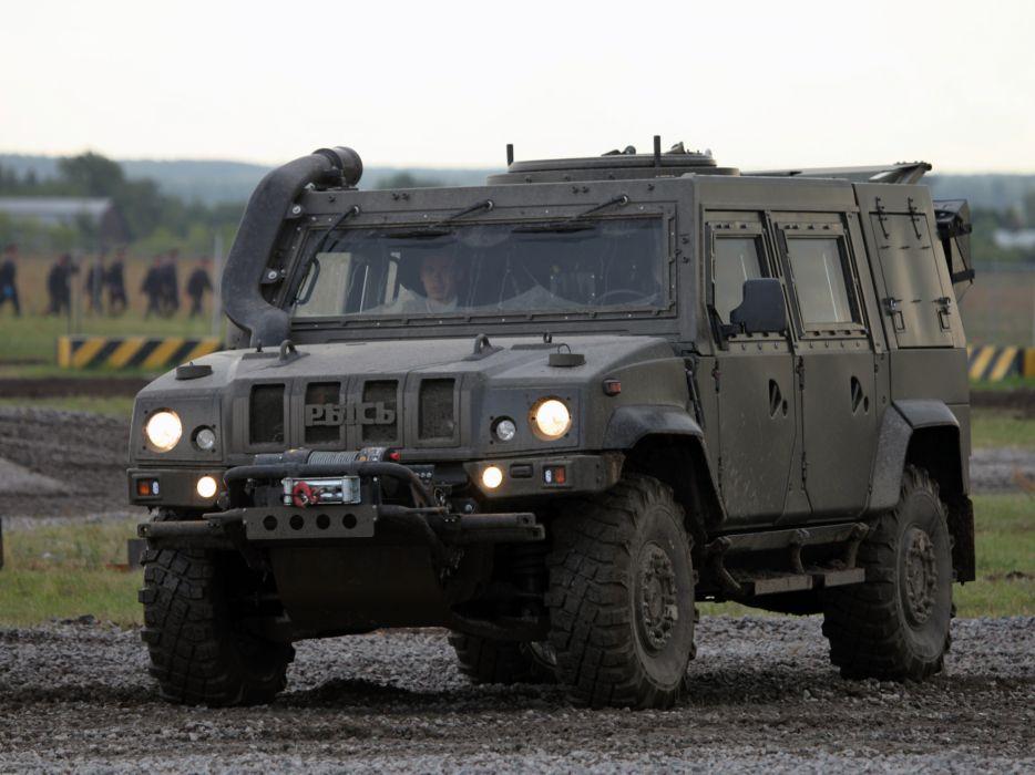 2011 Iveco LMV Lynx (M65) 4x4 military   g wallpaper