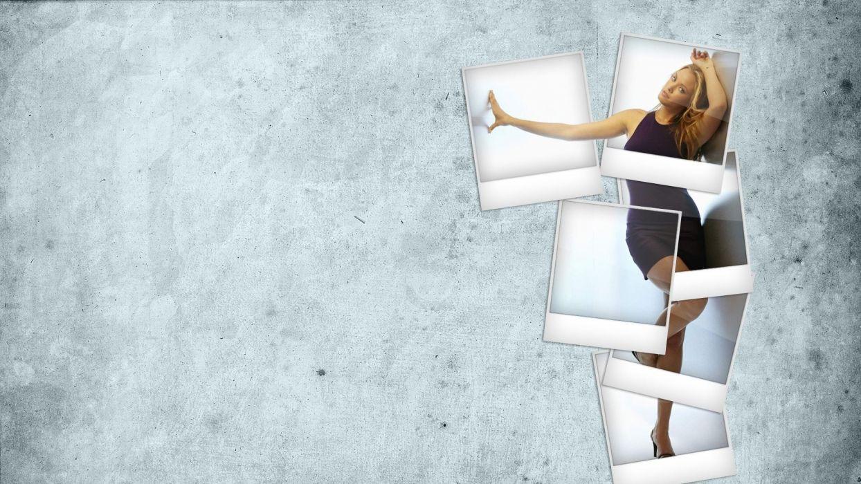 women Kristanna Loken celebrity wallpaper