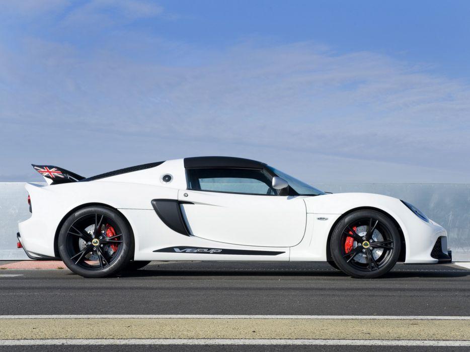 2012 Lotus Exige V6 Cup UK-spec supercar race racing v-6    gd wallpaper