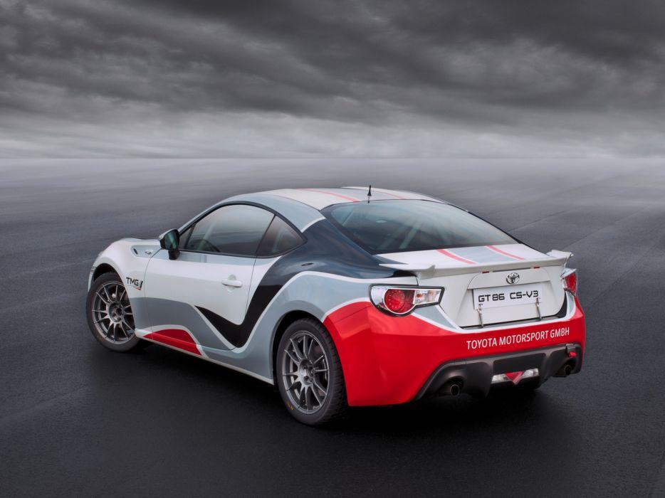 2012 TMG Toyota G-T 86 CS-V3 tuning race racing   w wallpaper
