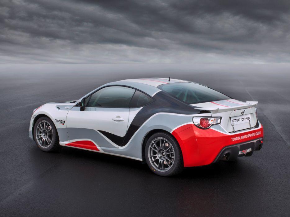 2012 TMG Toyota G-T 86 CS-V3 tuning race racing  f wallpaper