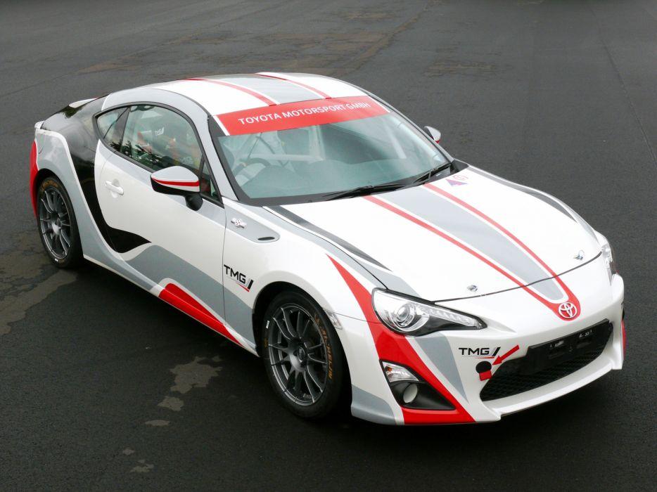 2012 TMG Toyota G-T 86 CS-V3 tuning race racing  s wallpaper