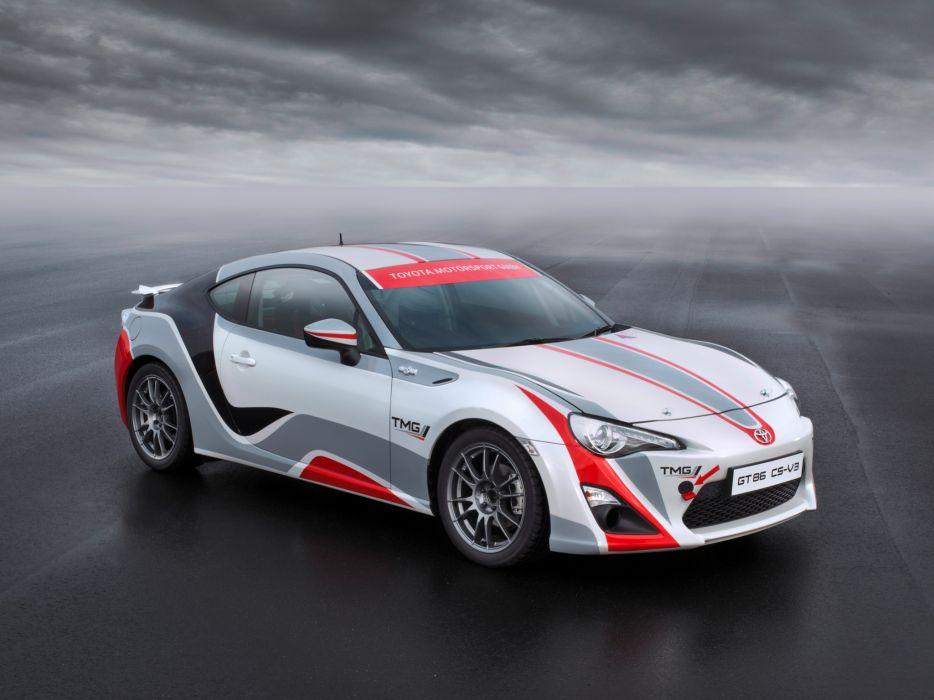 2012 TMG Toyota G-T 86 CS-V3 tuning race racing  y wallpaper