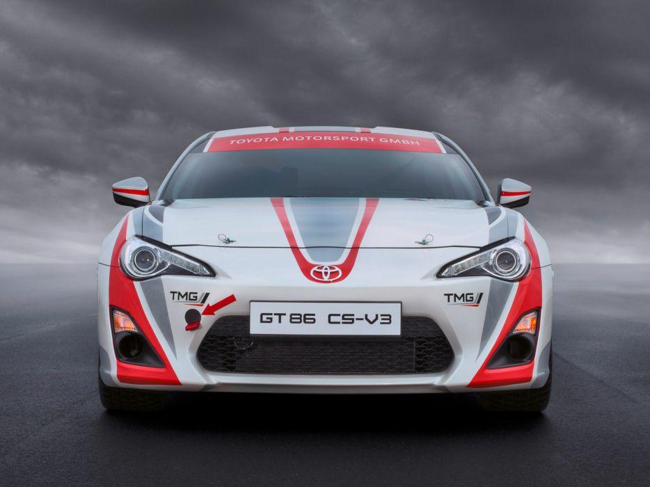 2012 TMG Toyota G-T 86 CS-V3 tuning race racing a wallpaper