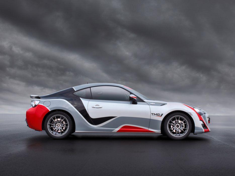 2012 TMG Toyota G-T 86 CS-V3 tuning race racing b wallpaper