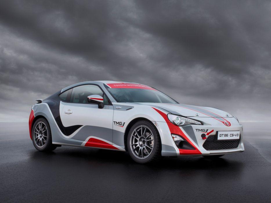 2012 TMG Toyota G-T 86 CS-V3 tuning race racing v wallpaper
