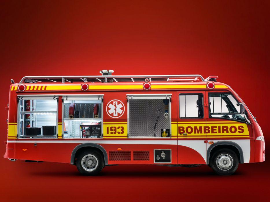 2012 Volare V8 Bombeiros firetruck emergency         g wallpaper