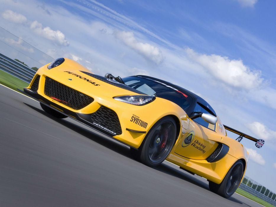 2013 Lotus Exige V6 Cup supercar race racing v-6     fg wallpaper
