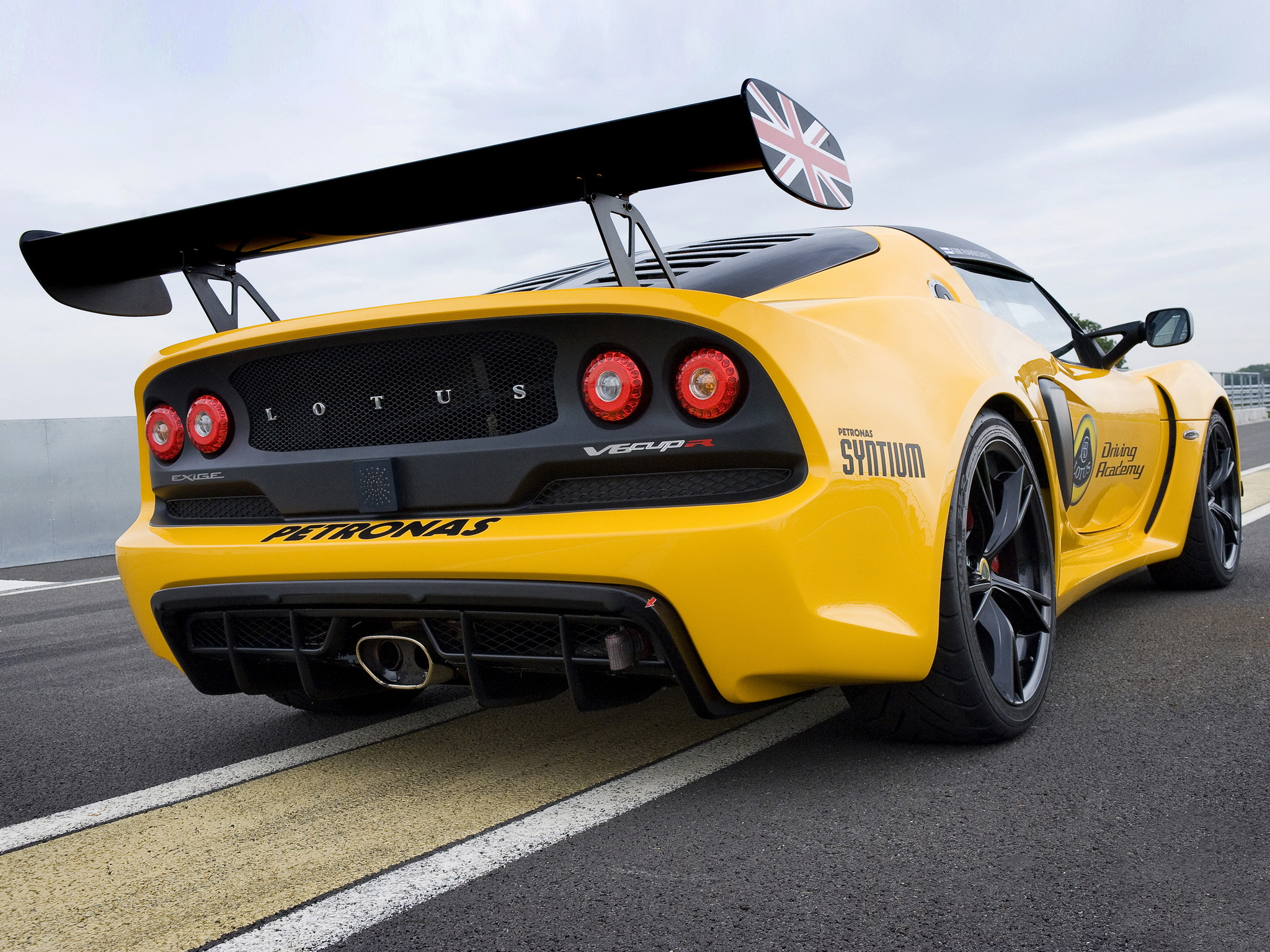 2013 Lotus Exige V6 Cup Supercar Race Racing V 6 S