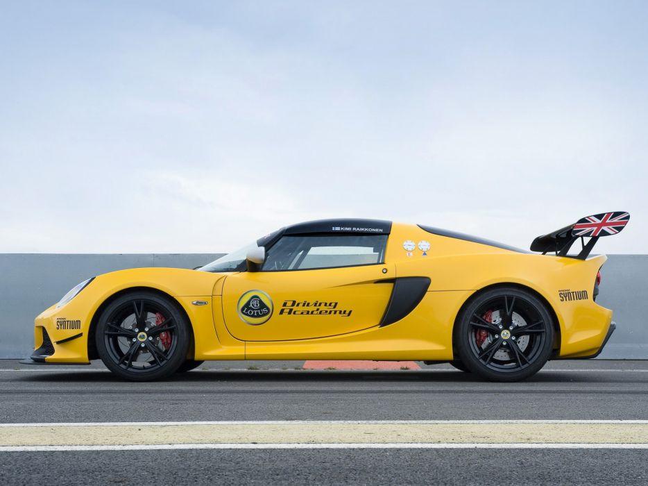 2013 Lotus Exige V6 Cup supercar race racing v-6   f wallpaper