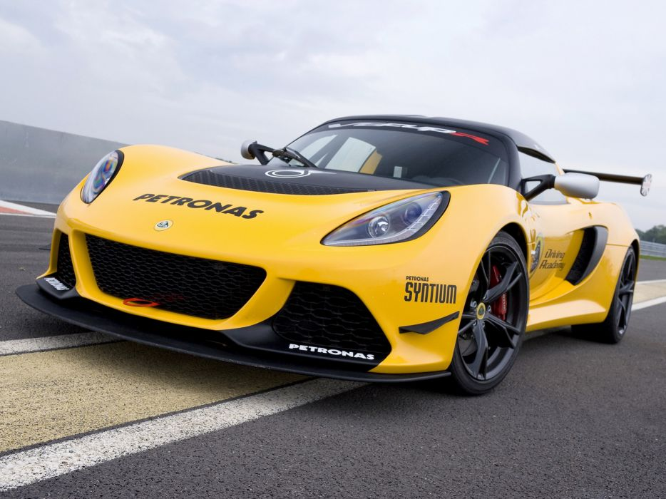 2013 Lotus Exige V6 Cup supercar race racing v-6  w wallpaper