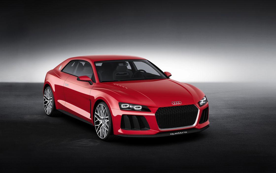2014 Audi Sport Quattro Laserlight Concept    d wallpaper