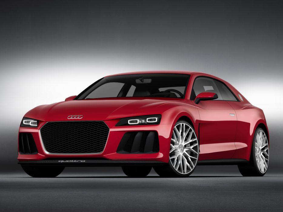 2014 Audi Sport quattro laserlight Concept  f wallpaper