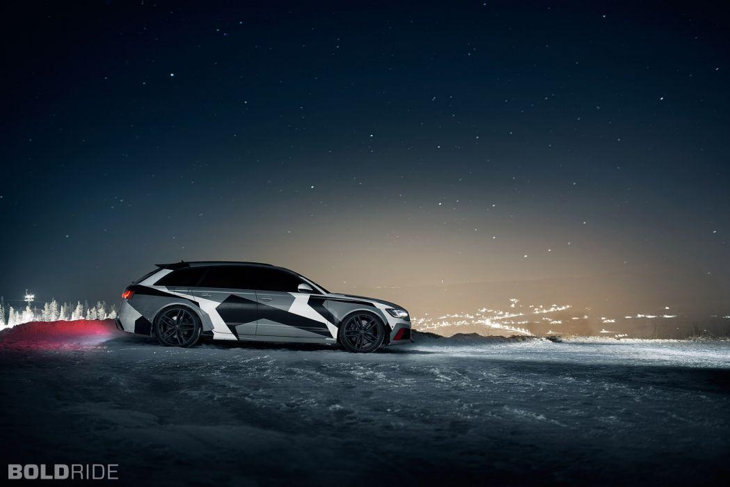 2014 Jon-Olsson Audi RS6 Avant tuning (3) wallpaper