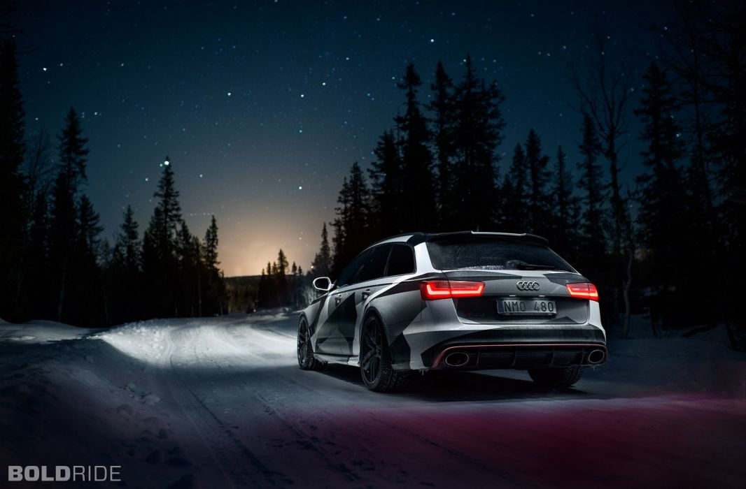 2014 Jon-Olsson Audi RS6 Avant tuning (2) wallpaper