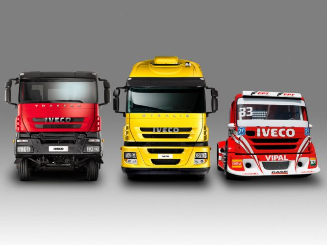 Iveco semi tractor g wallpaper