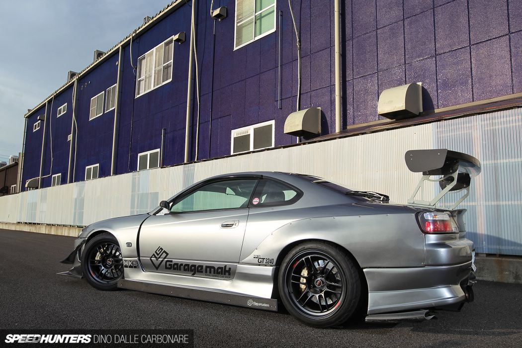 Nissan S15 Nissan Spec-R tuning  f wallpaper