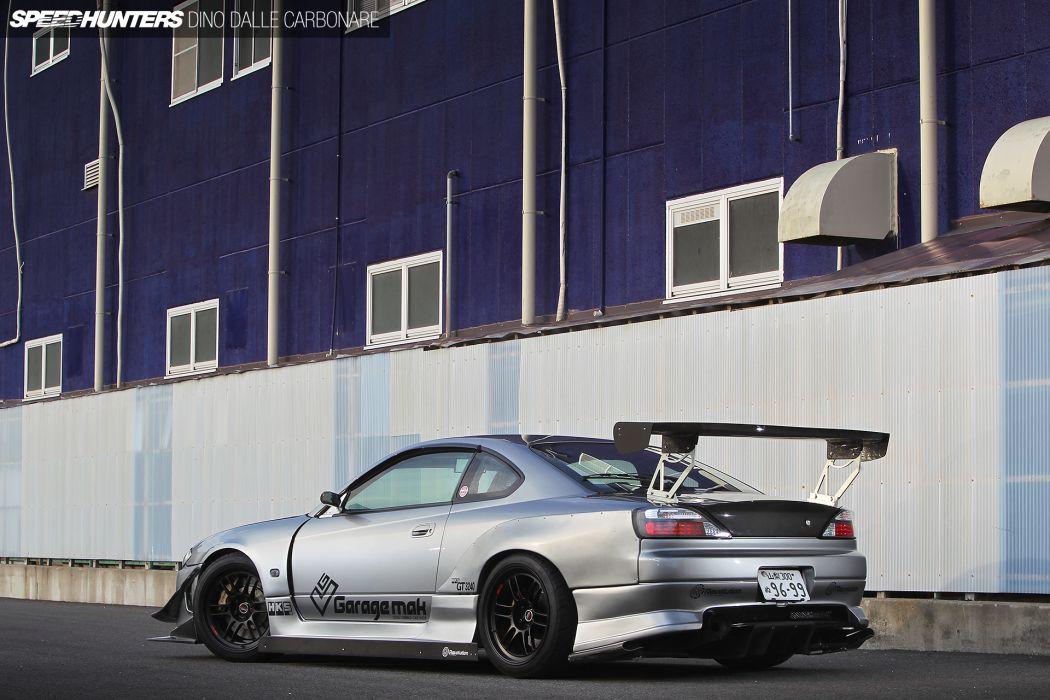 Nissan S15 Nissan Spec-R tuning    g wallpaper