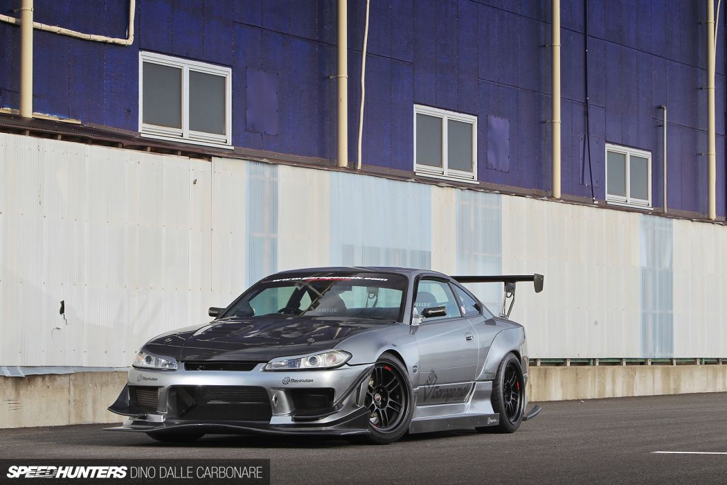 Nissan S15 Nissan Spec-R tuning         f wallpaper