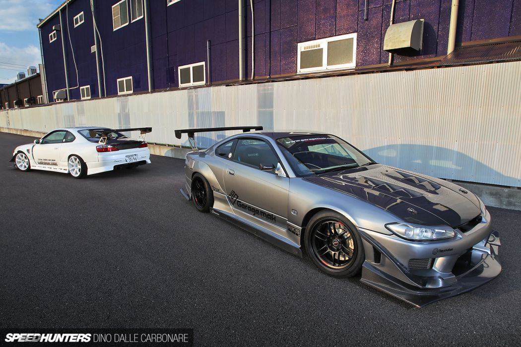 Nissan S15 Nissan Spec-R tuning     j wallpaper
