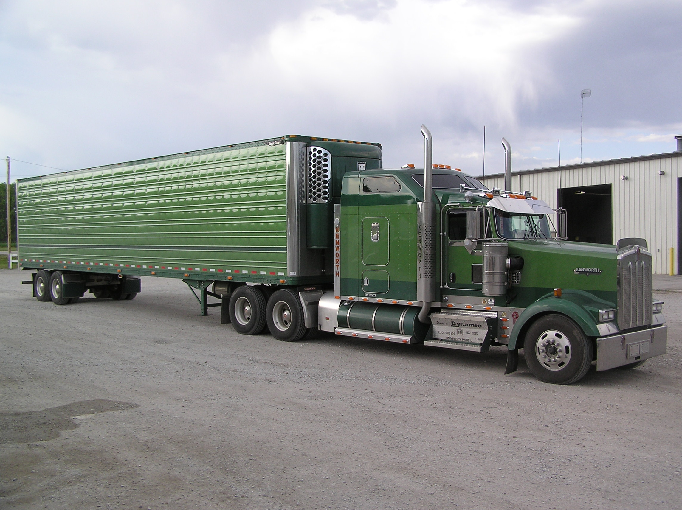 Related Pictures Kenworth W900 Semi Truck For Sale Kenworth Semi
