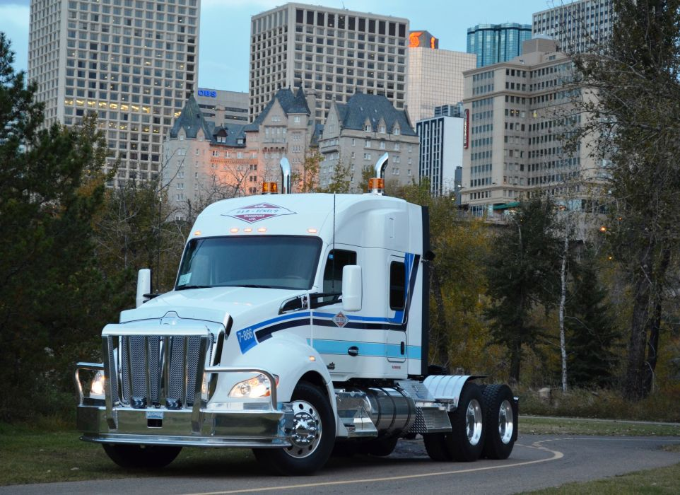 KENWORTH T680 semi tractor (18) wallpaper