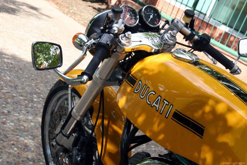 DUCATI 900 motorbike bike (1) wallpaper