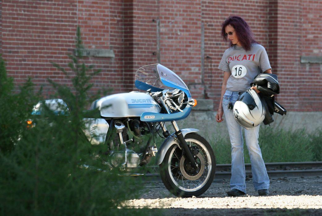 DUCATI 900 motorbike bike (8) wallpaper