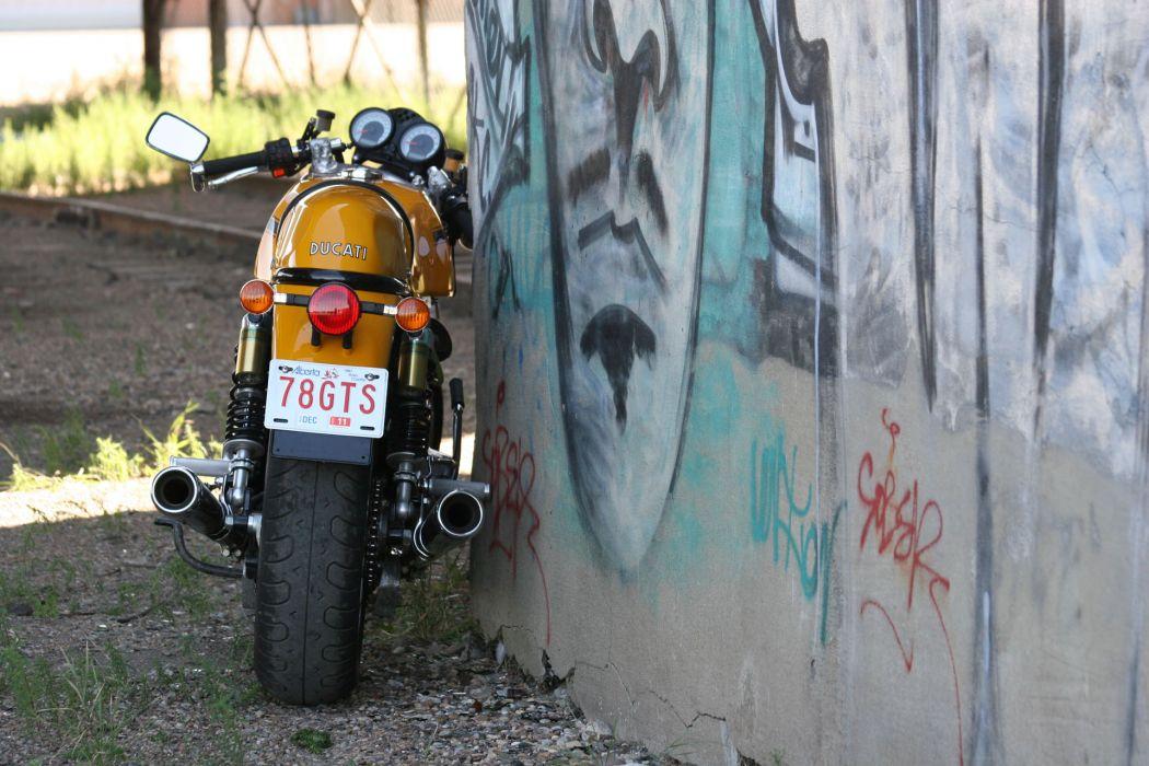 DUCATI 900 motorbike bike (11) wallpaper