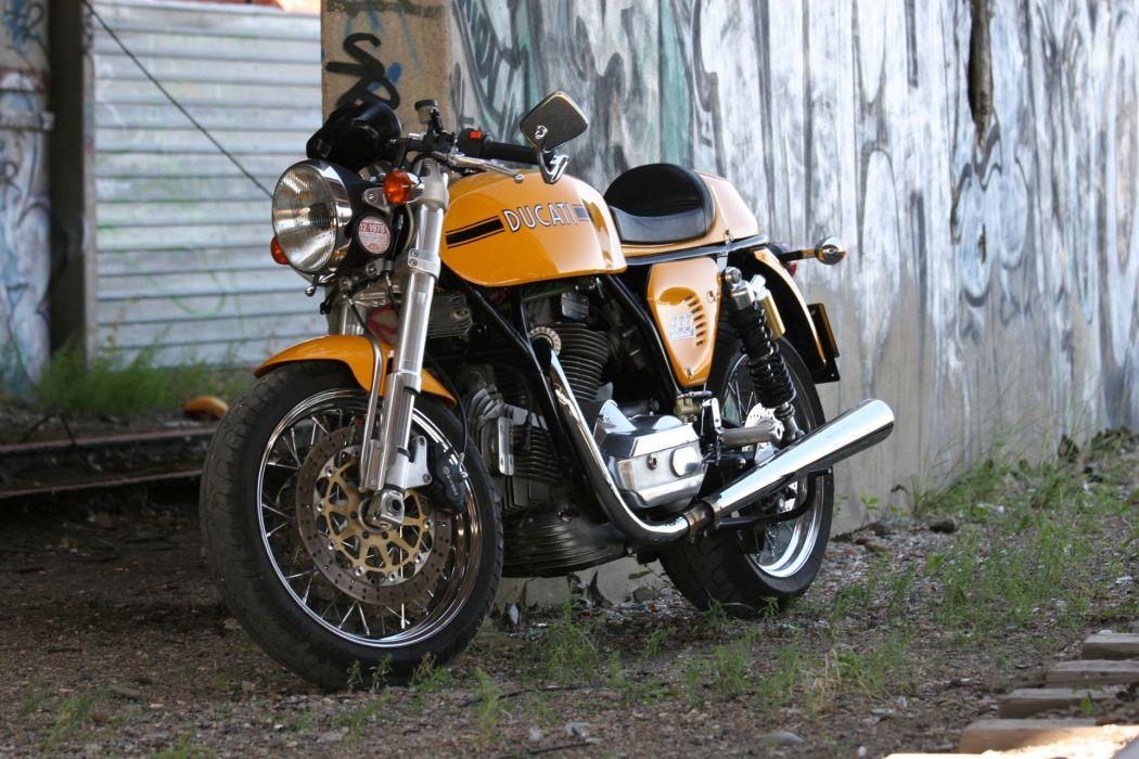 DUCATI 900 motorbike bike (10) wallpaper