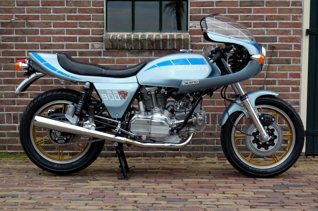 DUCATI 900 motorbike bike (9) wallpaper