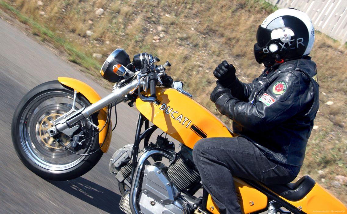 DUCATI 900 motorbike bike (13) wallpaper