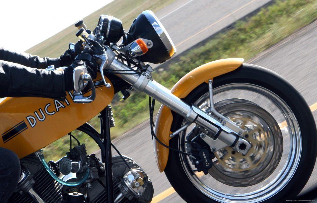 DUCATI 900 motorbike bike (15) wallpaper