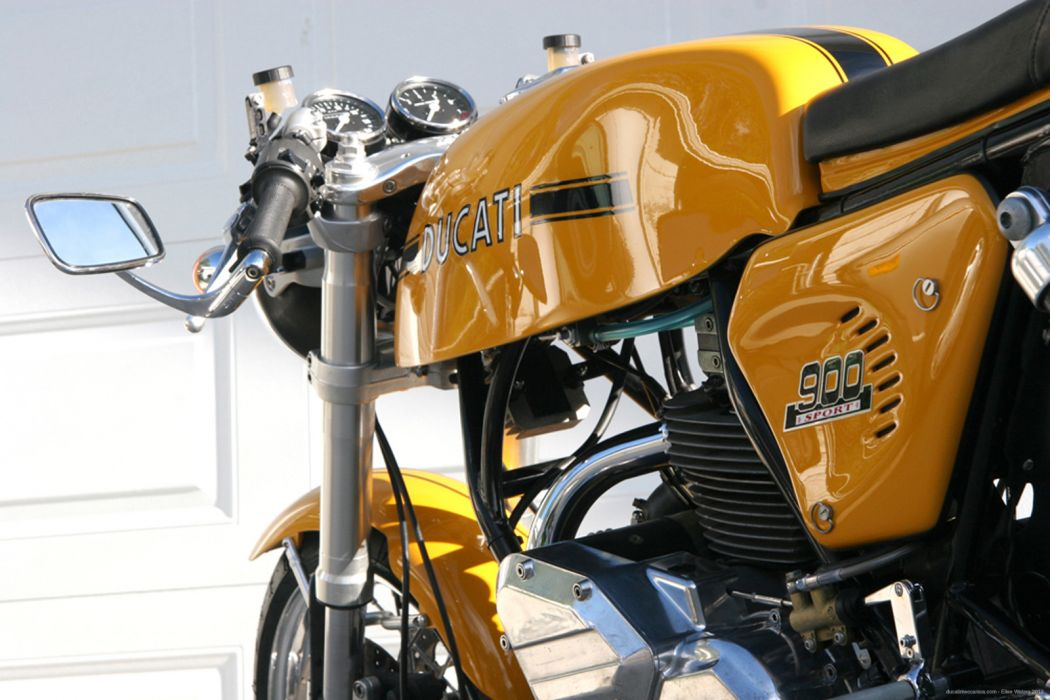 DUCATI 900 motorbike bike (18) wallpaper