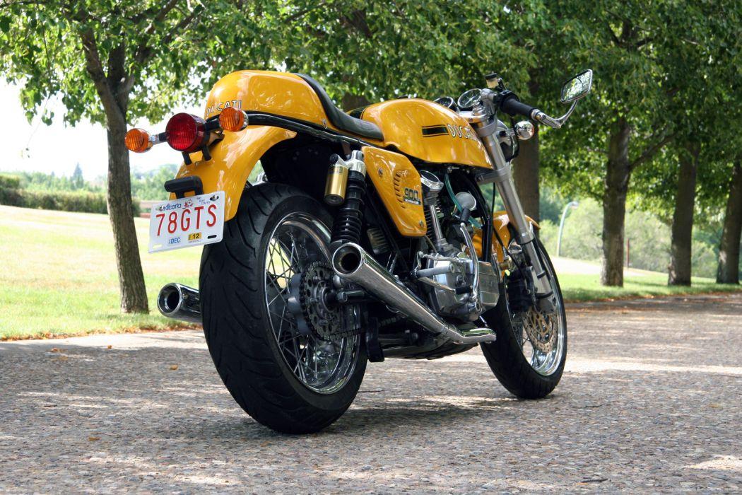DUCATI 900 motorbike bike (21) wallpaper