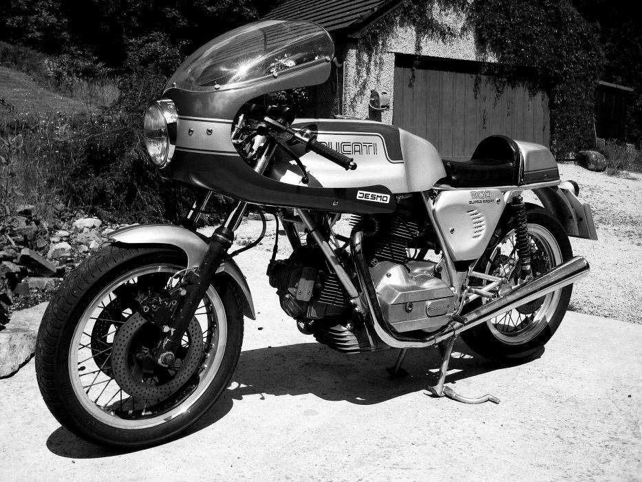 DUCATI 900 motorbike bike (23) wallpaper