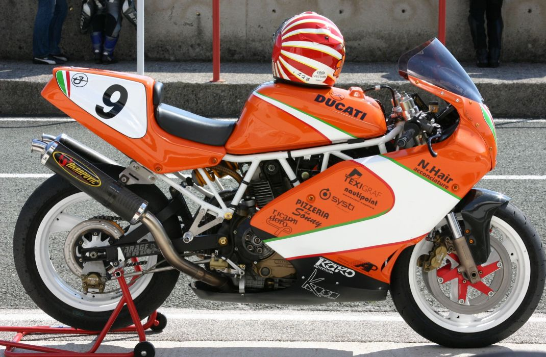 DUCATI 900 motorbike bike (35) wallpaper