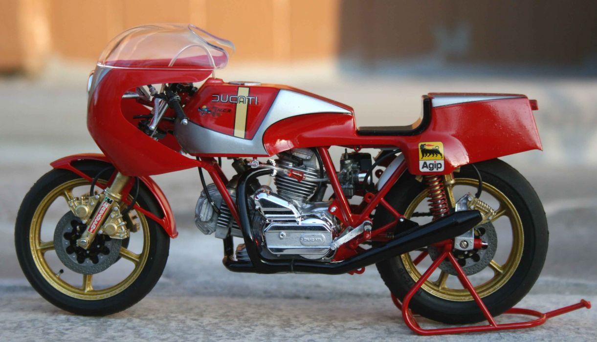 DUCATI 900 motorbike bike (51) wallpaper