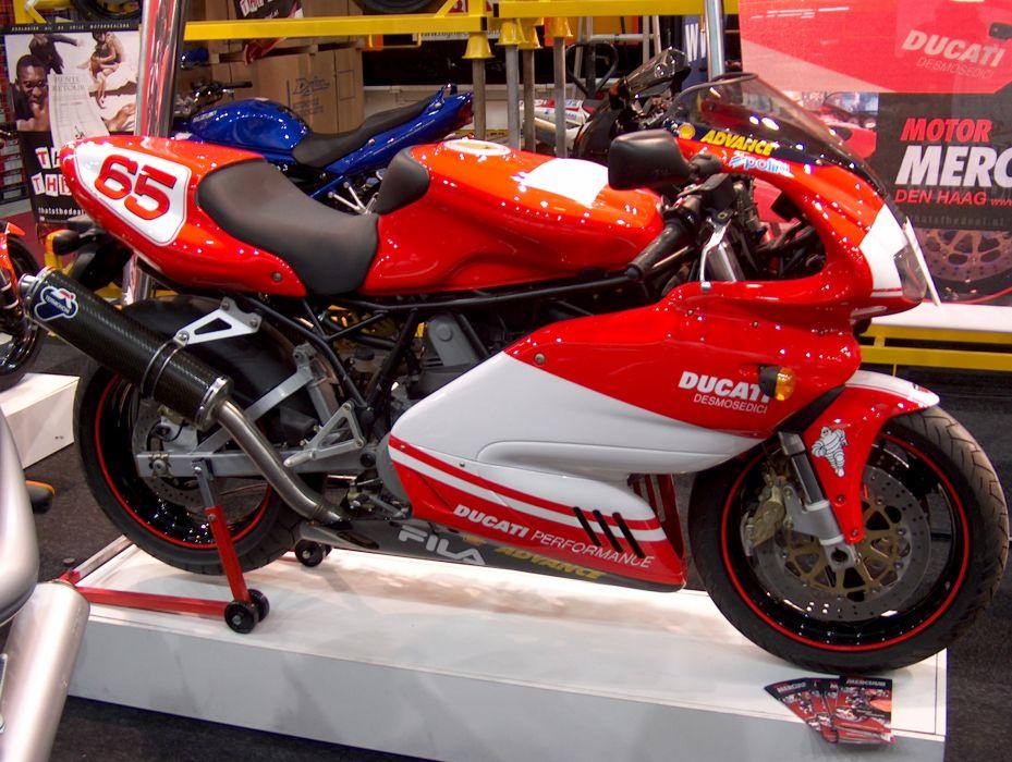 DUCATI 900 motorbike bike (54)_JPG wallpaper