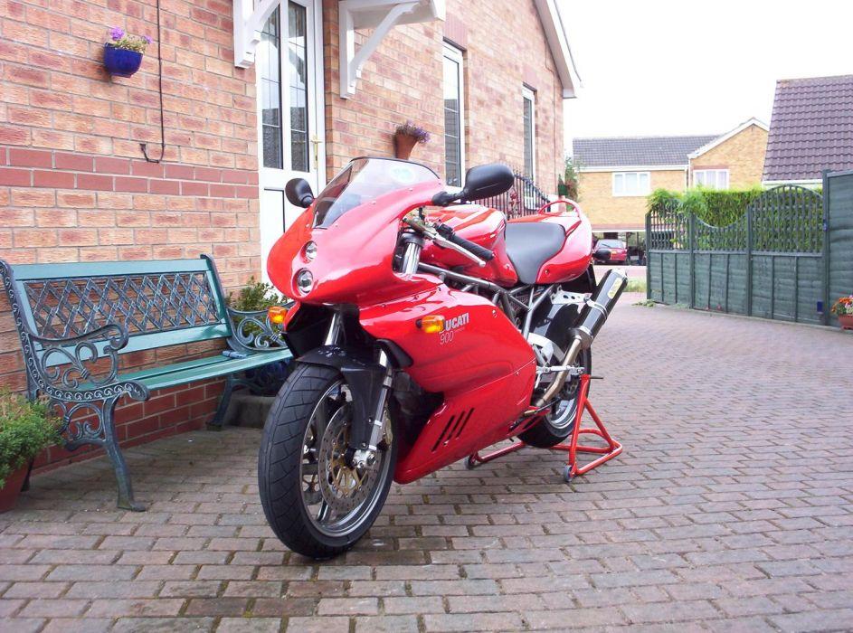 DUCATI 900 motorbike bike (56) wallpaper