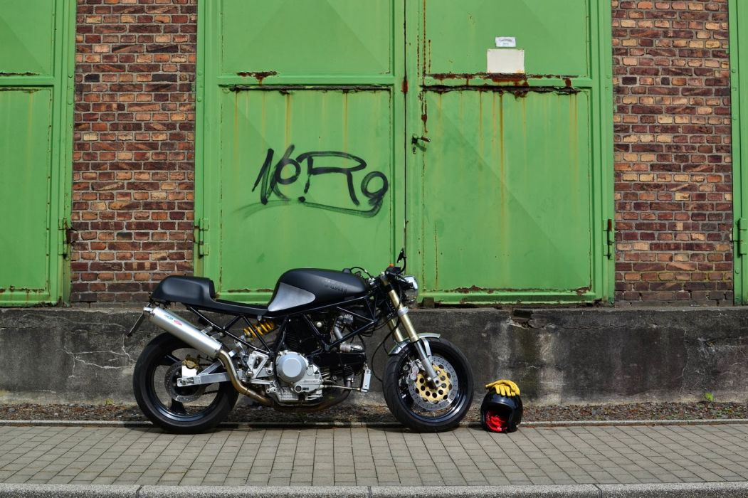 DUCATI 900 motorbike bike (60) wallpaper